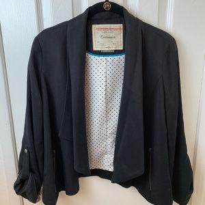 Cartonnier Black Travelogue Jacket. Sz Medium